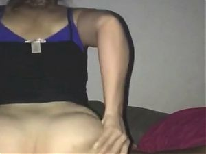 Rough interracial anal with no lube! Insta is Smashenass2