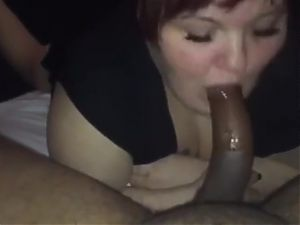 Stephanie west loves big cock down her throat