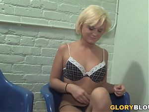 Gozilla-Sized Black Cock Attacks Kelly Surfer - Gloryhole